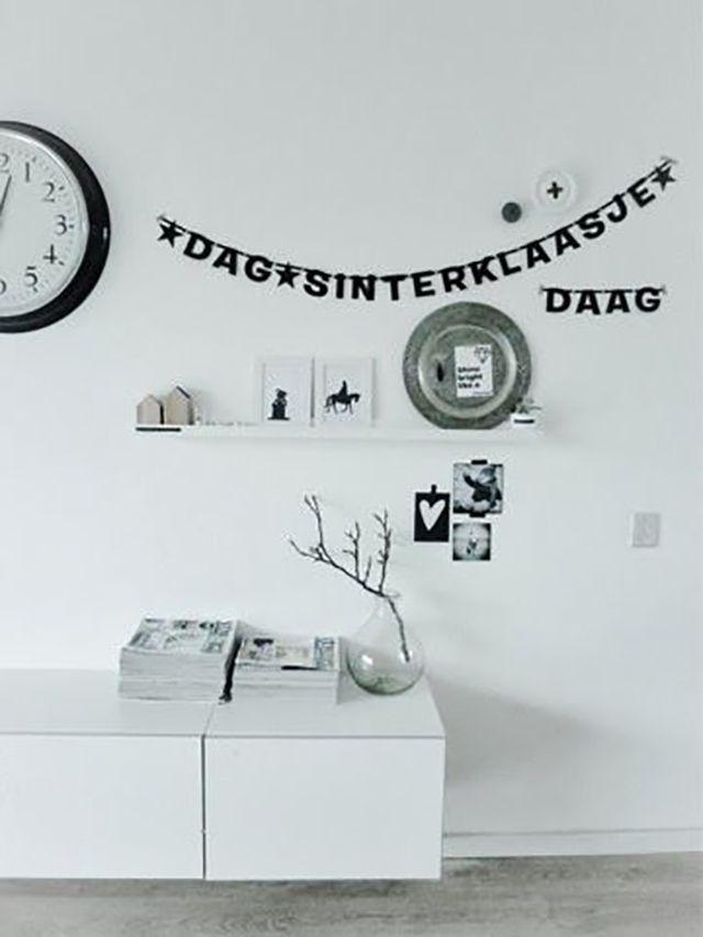 sinterklaas-thema-slinger-letter