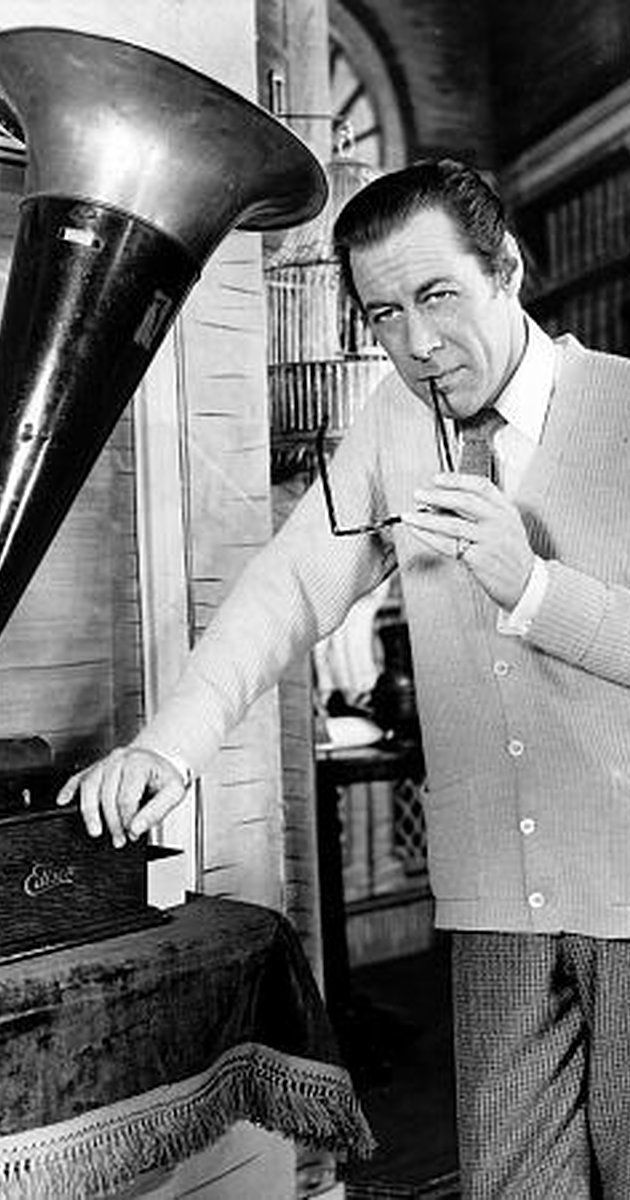 """Rex Harrison, Actor: was born Reginald Carey Harrison in Huyton, Lancashire, England, to Edith Mary (Carey) and William Reginald Harrison, a cotton broker. He changed his name to Rex as a young boy, knowing it was the Latin word for """"King"""". Starting out on his theater career at age 18, his first job at the Liverpool Rep Theatre was nearly his last - dashing across the stage to say his one line, made his ..."""