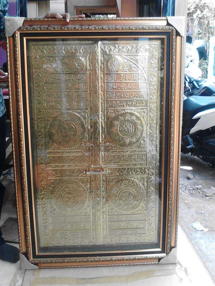 Nama Produk Kaligrafi pintu kabah (ka'bah) Bahan