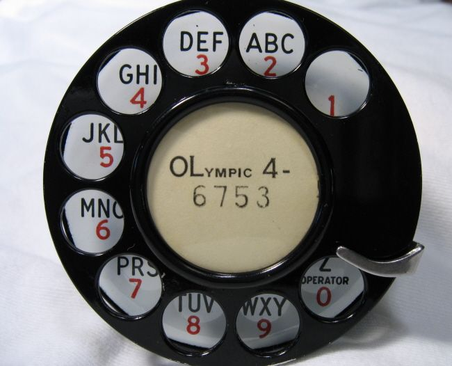 17 Best images about Rotary dial phones on Pinterest | Old phone ...