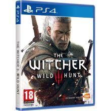 The Witcher 3: Wild Hunt PS4 D1 Edition