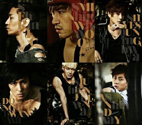 Shinhwa comeback the classic