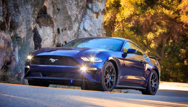 The 2020 Ford Mustang May Get A More Powerful Four Cylinder Option