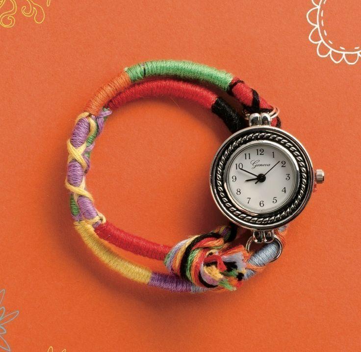 Hippy Chick Watch