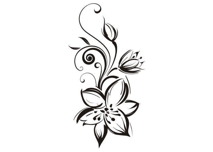1000 images about flowers on pinterest drawings tatouage pied tatouage fleur de monoi