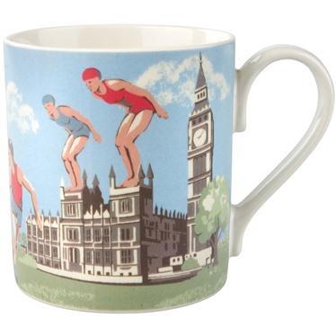 Cath Kidston - Be a Good Sport Tea Mug $7
