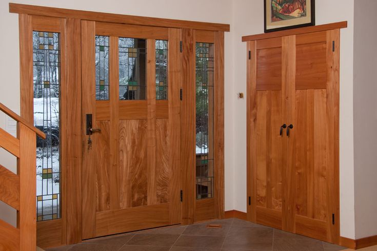 craftsman closet doors 3