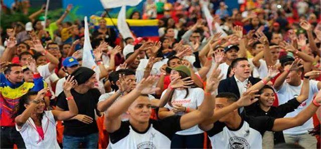 Plan Chamba Juvenil incorporará este lunes 5.000 jóvenes a empresas públicas Ingresarán a Pdvsa, Cantv, Movilnet, Banco de Venezuela, Industria Canaimas, entre otras empresas