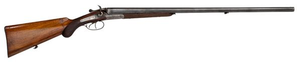 Steyr Double Barrel Shotgun, - Cowan's Auctions