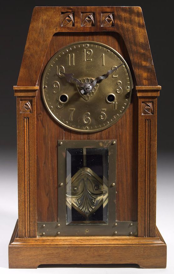 1000 Images About Arts And Crafts Movement Clocks On