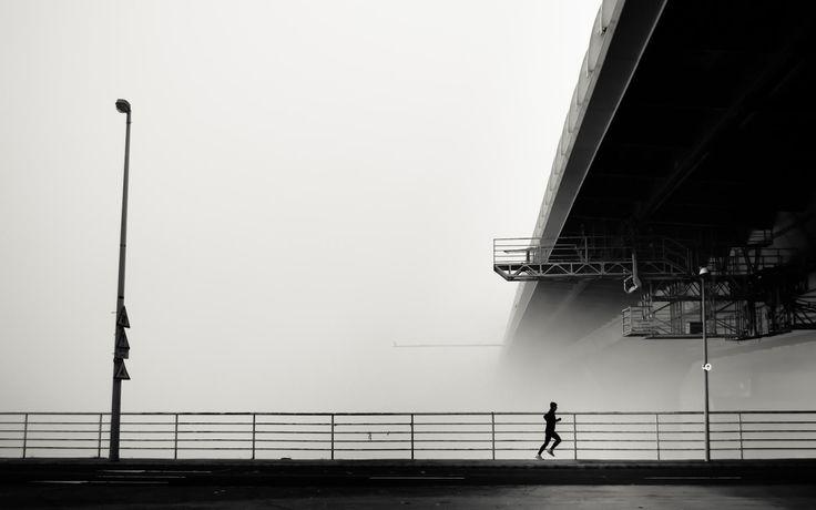 © Balázs Törő Morning run