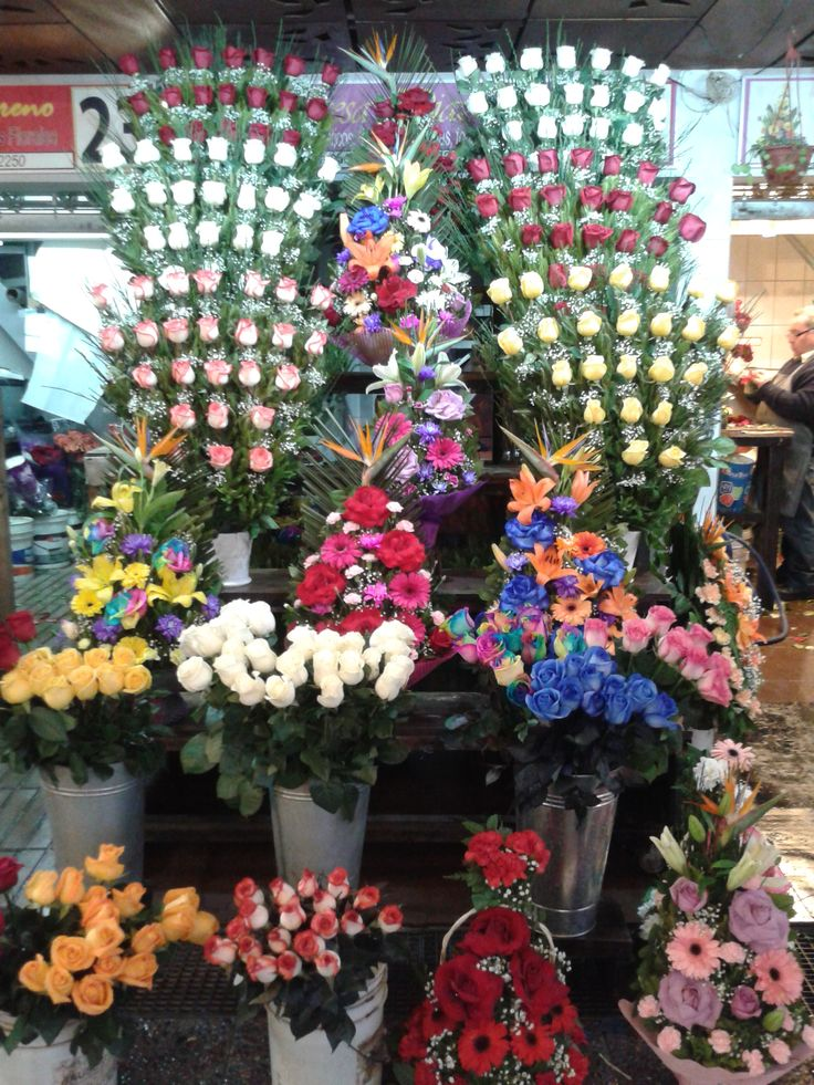 Mercado de Flores (Barrio Mapocho).