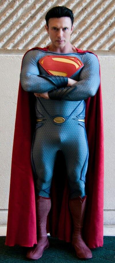 #Cosplay #Kryptonian: #Superman Man of Steel | Superman ...