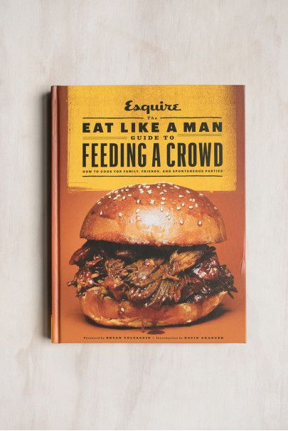 Ryan D'Agostino - The Eat Like a Man Guide to Feeding a Crowd- You look for a christmas present for  your boyfriend or just a friend? Find that cool book at NoteMaker.com.au!