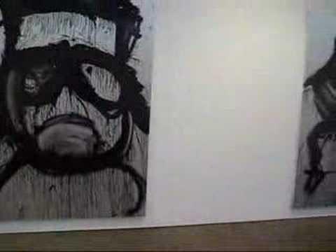 "Joyce Pensato ""The Eraser"" at FRIEDRICH PETZEL GALLERY"