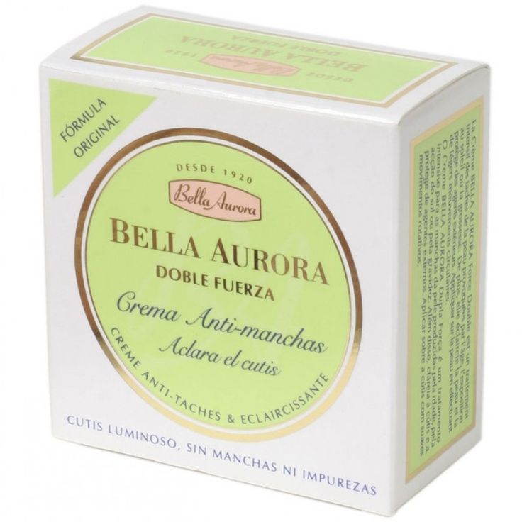 Bella Aurora Crema Antimanchas Doble Fuerza 30ml