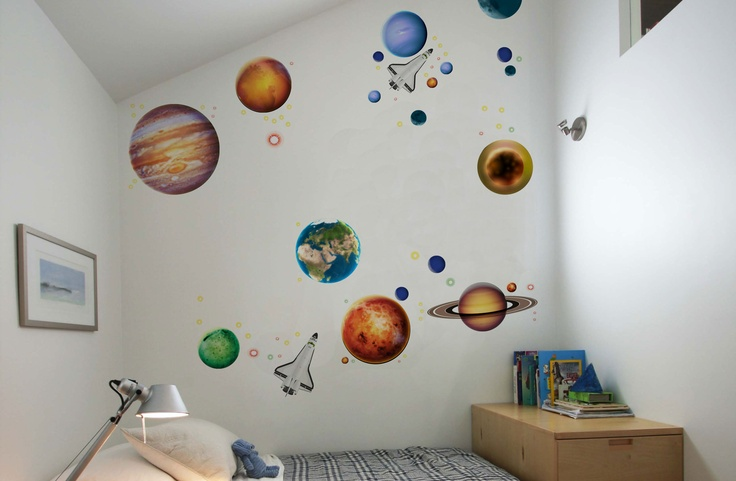 Universe Decal