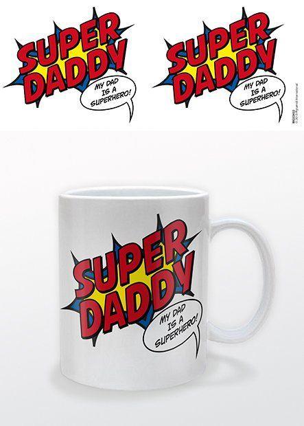 Super Daddy - Mok