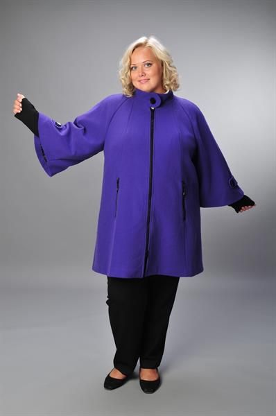 Женские куртки пальто больших размеров санкт петербург