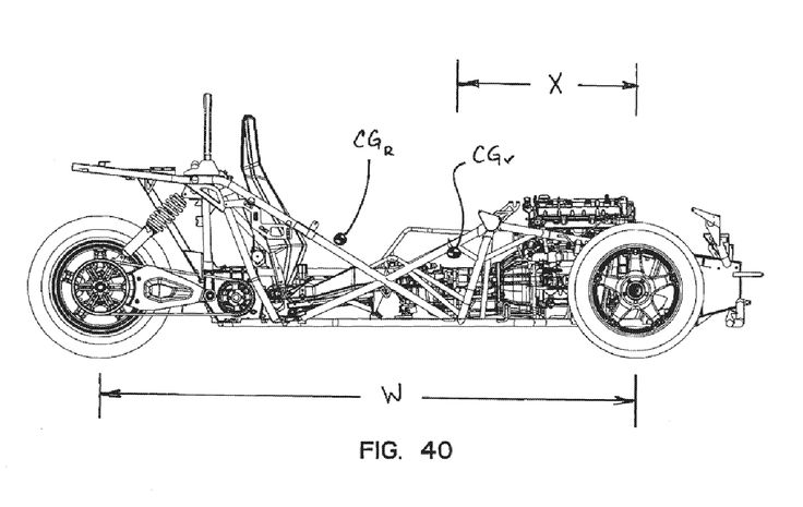 patent drawings | Polaris Slingshot Patent Drawings Photo Gallery - Autoblog