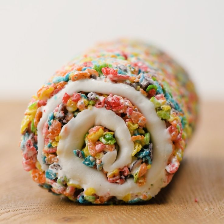 Ingredients - 6 cups Fruity Pebbles- 40 marshmallows- 3 Tablespoons butter- 1 jar marshmallow fluff- 1 cup melted white chocolates Directions In a large pot, m
