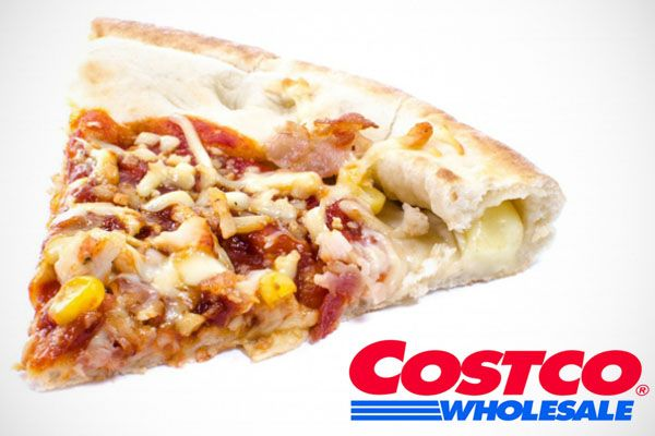 コストコのピザ