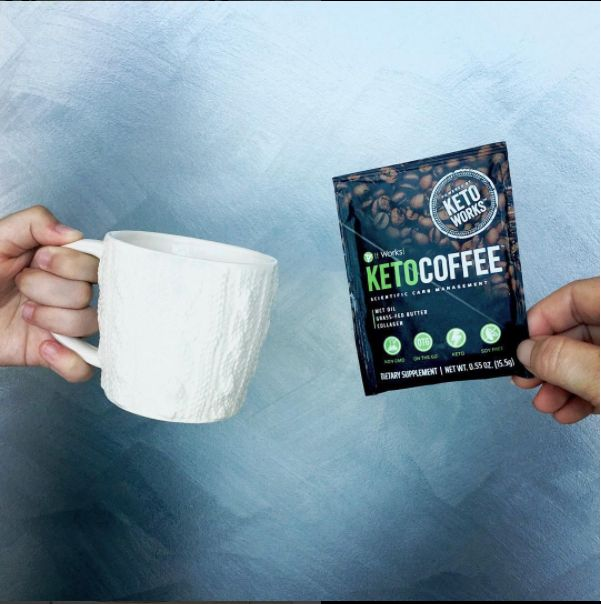 A mugs best friend? It Works! Keto Coffee, of course ☕️! Our new instant #KetoCoffee helps to increase your body's ketone production to rapidly breakdown fat, boost your energy, and sharpen your focus! #FitFueledFocused