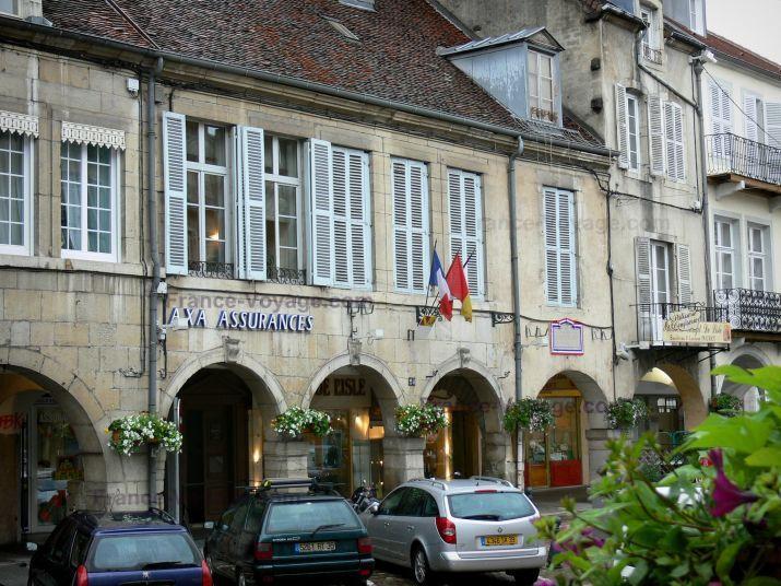 1507 best jura franche comt images on pinterest meat quiches and diners - Lons le saunier office du tourisme ...