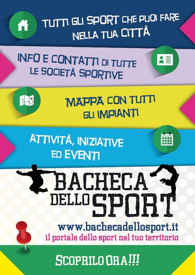 PROMO > BACHECA DELLO SPORT | www.bachecadellosport.it