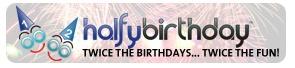 Cool new idea. www.halfybirthday.ca