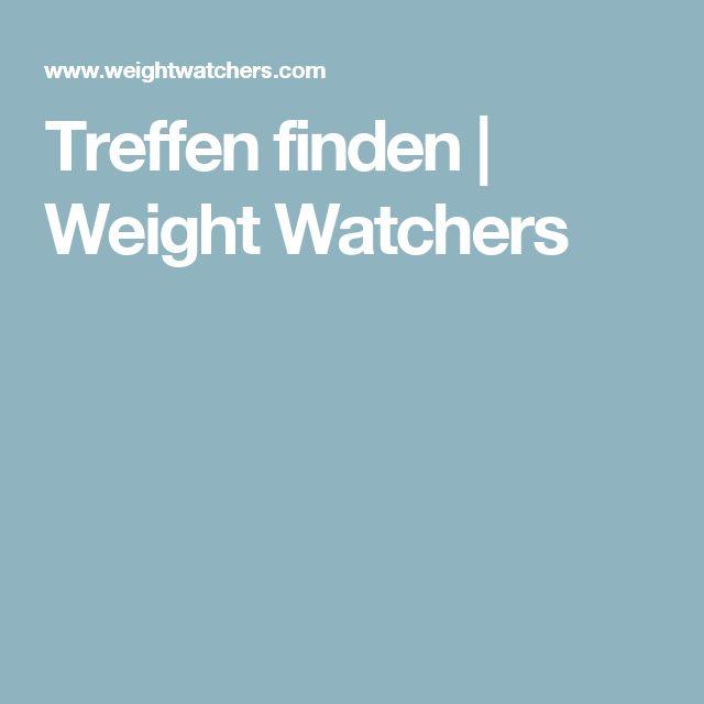 Treffen finden | Weight Watchers