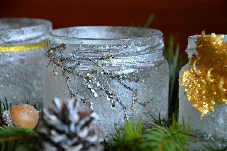 Advent jar