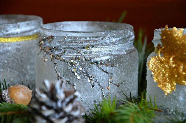 Advent jar