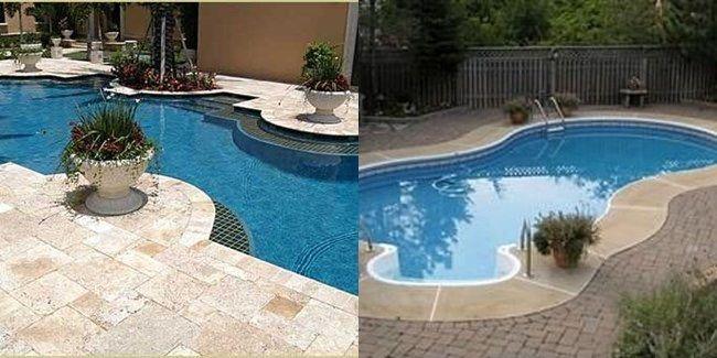 14 Best Pool Deck Resurfacing Ideas Images On Pinterest