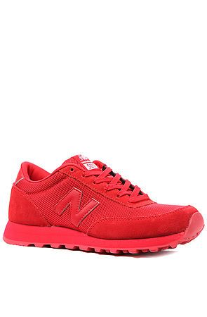 New Balance 501 Sneakers All Red