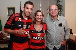 """Canteros: """"não vejo a hora de jogar pelo Flamengo"""""""