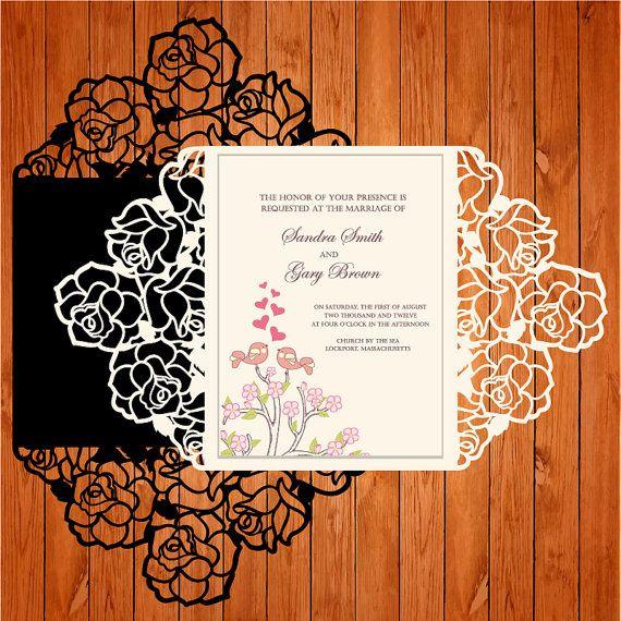 1016 best Wedding Invitations images – Studio Cards Wedding Invitations