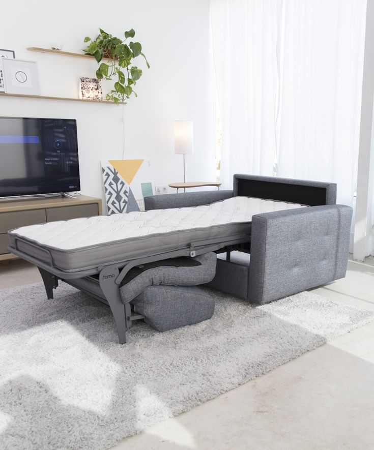 Sofá cama individual en 2020 | Sillon cama, Camas, Sillones