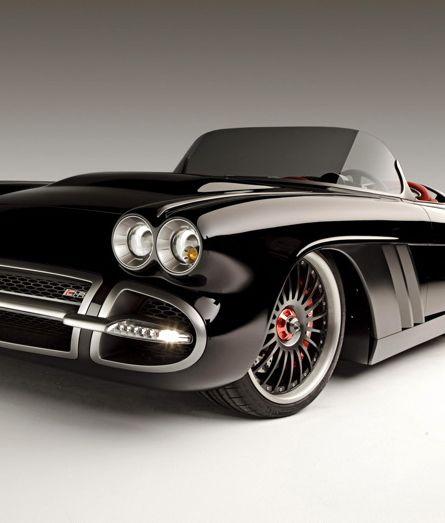 Ahead of it's time! This 62 D8372 Chevrolet Corvette C1-RS looks like a car of the future. #MusclecarMonday www.ebay.com/itm/D8372-Chevrolet-Corvette-C1-RS-1962-Black-Car-32x24-Print-POSTER-/321010402248?pt=Art_Posters&hash=item4abdb603c8?roken2=ta.p3hwzkq71.bdream-cars #spon