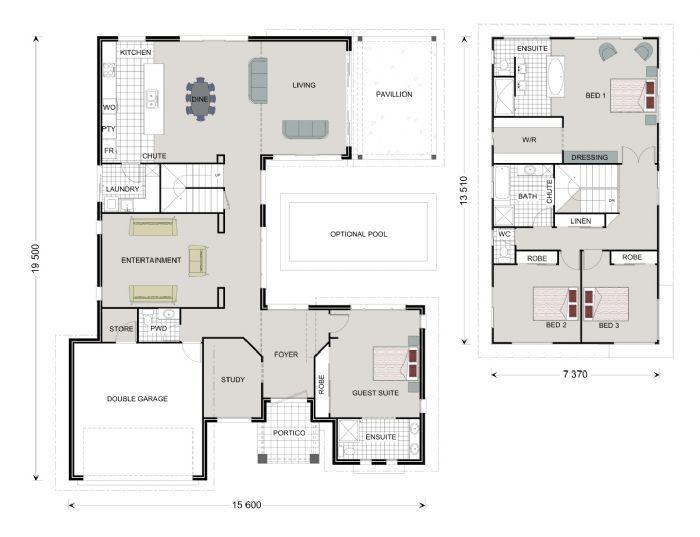 Sanctuary 333, Our Designs, Queensland Builder, GJ Gardner Homes Queensland