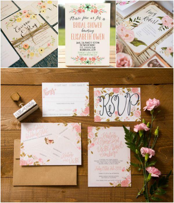 26 best hochzeit- einladungen images on pinterest | wedding, Einladungsentwurf