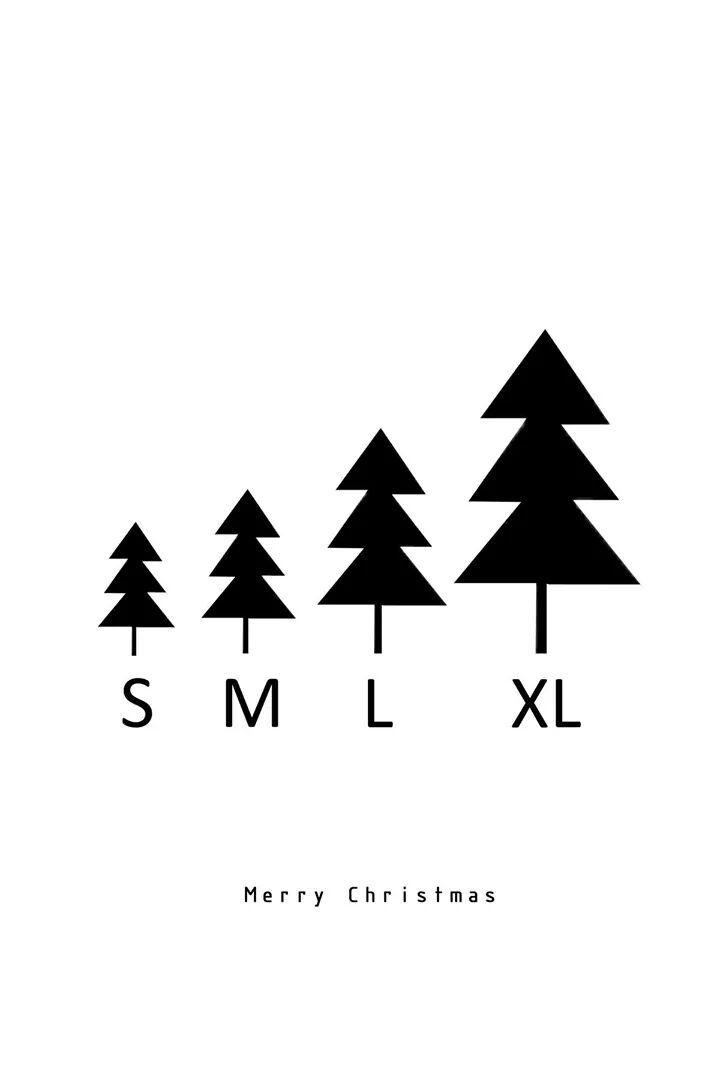 #sizechristmas