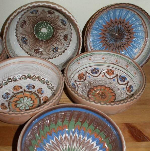 Blid ceramic ecologic Horezu, calitatea I