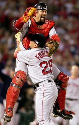 Top 10 Greatest Moments of Captain Jason Varitek's Career.... My all-time favorite Red Sox player <3