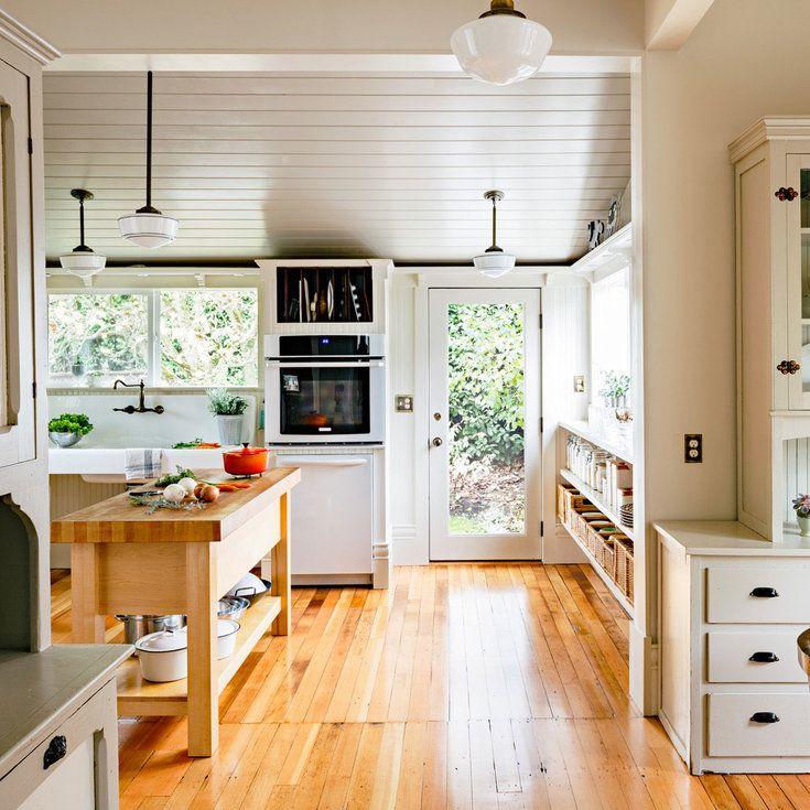 25+ Best Ideas About Vintage Modern Kitchens On Pinterest