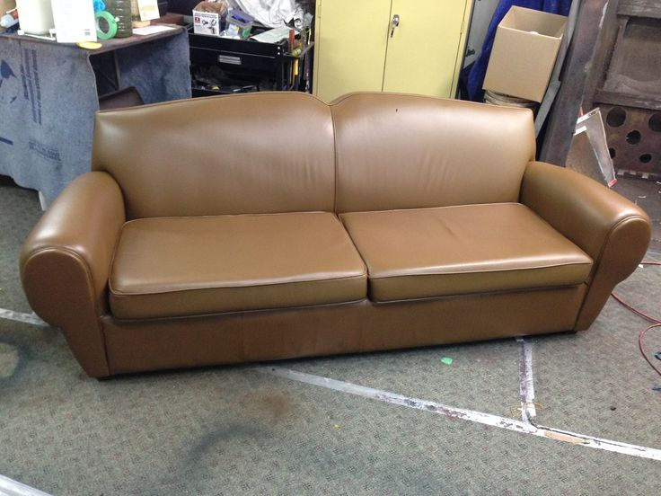 how to clean a leather couch with household products