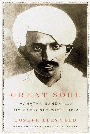 Great Soul: Mahatma Gandhi and His Struggle With India  by Joseph Lelyveld