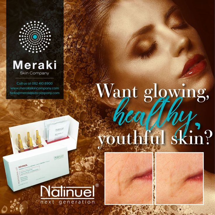 Revinol - Intensive Regenerating Professional Treatment with supporting homecare for skin ageing, hyperpigmentation, dry and problematic skins. For more information visit our website www.merakiskincompany.com or contact us at hello@merakiskincompany.com #MerakiSkinCompany #Meraki #ProfCeccarelli #MerakiSkinCompany #Natinuel
