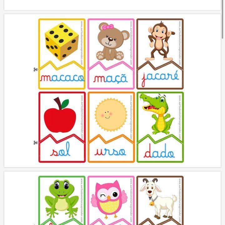 Site Educacional Com Projetos Pedagogicos Jogos Pedagogicos Artes Manuais Atividades Meto Alfabetizacao Na Educacao Infantil Atividades Jogos Pedagogicos