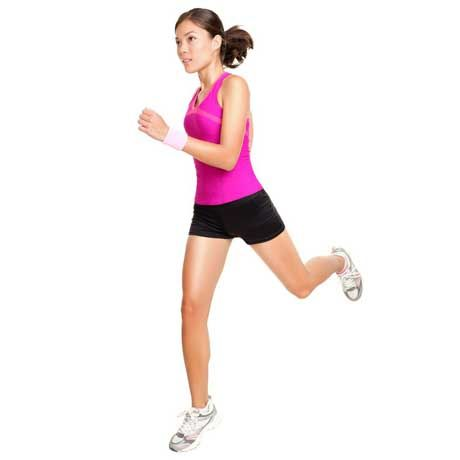 Running Tips for Absolute Beginners | includes a training plan for a 5k, 10k, and a half marathon